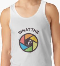 WTF - What the F? Tank Top