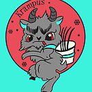 Cute Krampus by Ash Evans