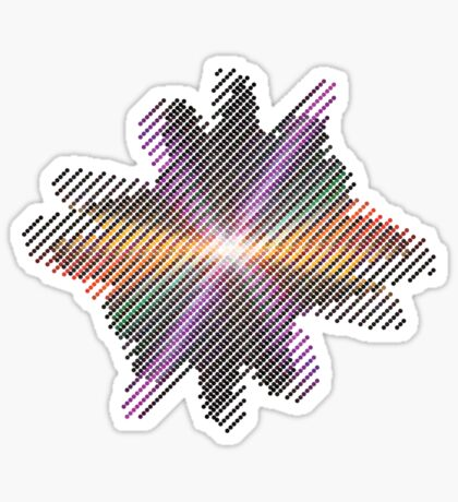 Star Points Sticker