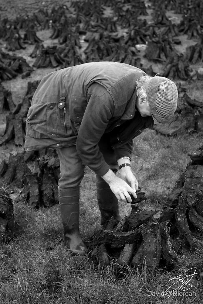 Stacking The Turf by David O'Riordan