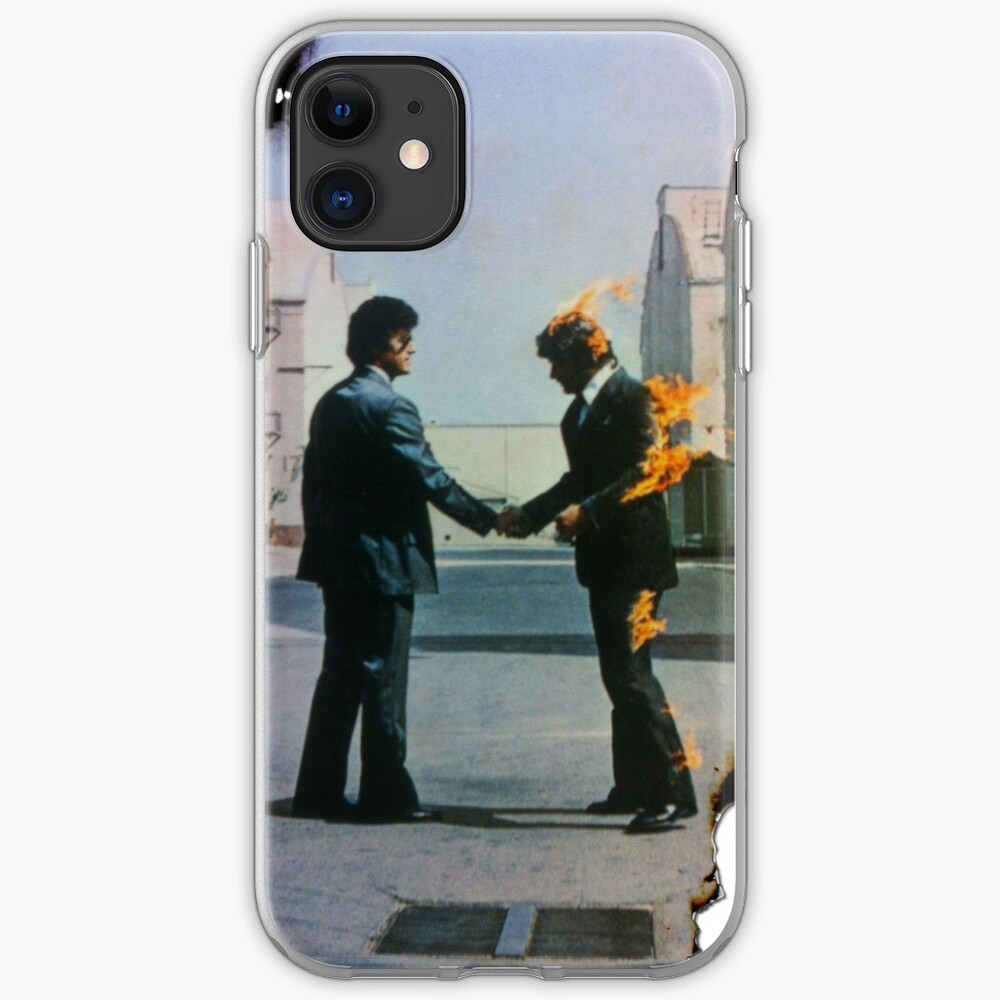 Wish You Were Here Pink Floyd Album Iphone Case Cover