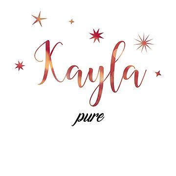 Kayla by Moonshine-creek