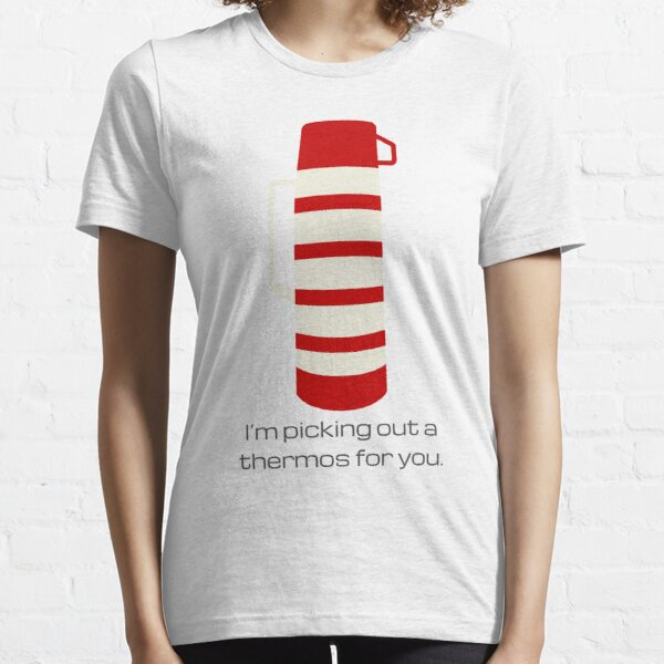 A thermos for you! Essential T-Shirt