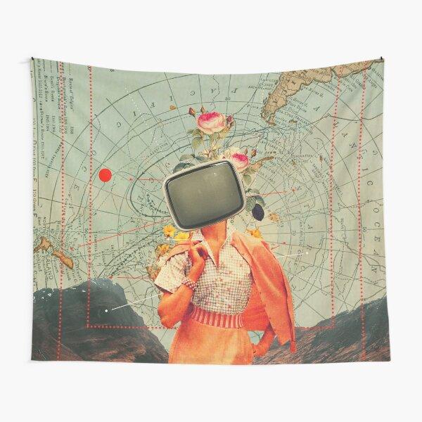 Antarctic Broadcast Tapestry