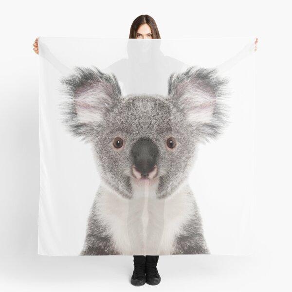 Retrato de oso koala Pañuelo