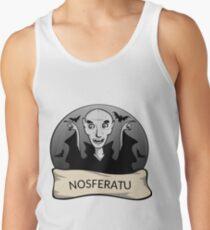 Nosferatu Tank Top