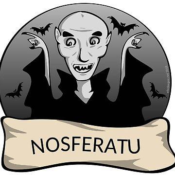 Nosferatu by elledeegee
