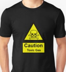 Caution Toxic Gas T-Shirt