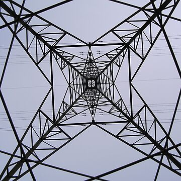 under a Pilon by George-Johnson