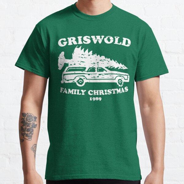 Griswold Familie Weihnachten Classic T-Shirt