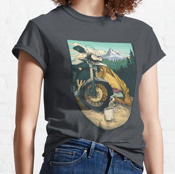 Moto Camp Life Classic T-Shirt