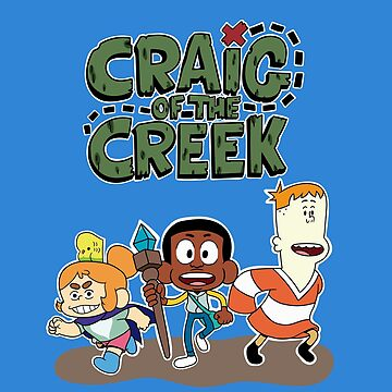 Craig of the creek by Caldofran