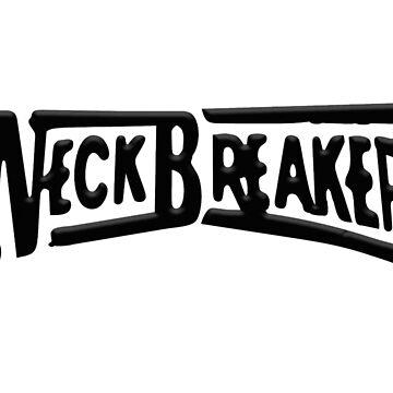 Neck Breaker by thatstickerguy