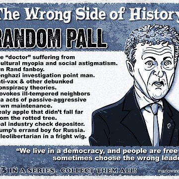 Random Pall by marlowinc