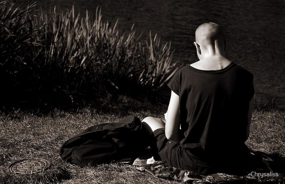 Zen...moment by Chrysaliss