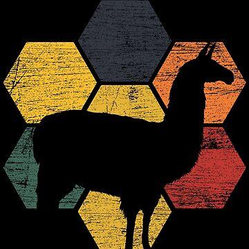 Llama fur by GeschenkIdee