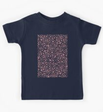 Creepy Crawly Pattern - Pink Kids Clothes