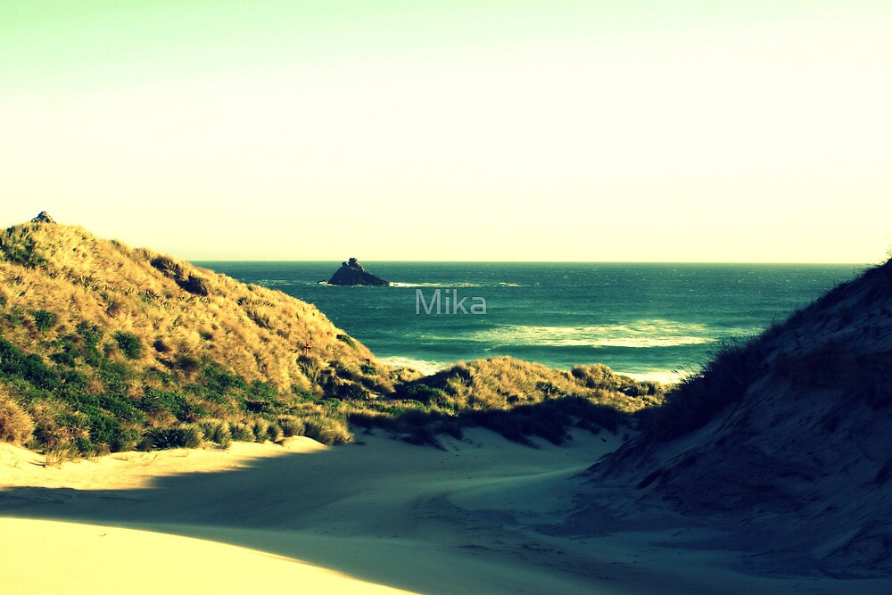 Home is where the sea is by Mika