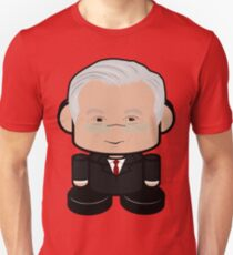 Mr. Bogard POLITICO'BOT Toy Robot Unisex T-Shirt