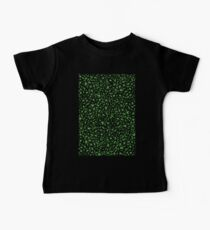 Creepy Crawly Pattern - Green Kids Clothes
