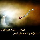 AND TO ALL A GOOD NIGHT by WhiteDove Studio kj gordon