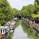Canal View by TalBright