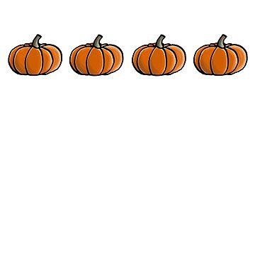 Small Pumpkins by monclus