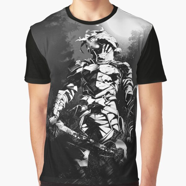 Goblin Slayer - Lurking Justice Graphic T-Shirt