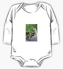 Nymphaeaceae One Piece - Long Sleeve