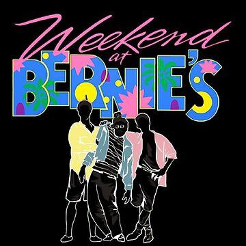 Weekends With Bernie by Italianricanart