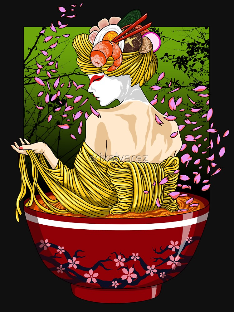 Geisha ramen de drixalvarez