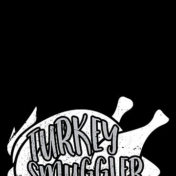 Turkey Smuggler Thanksgiving For Pregnant Mothers by BUBLTEES