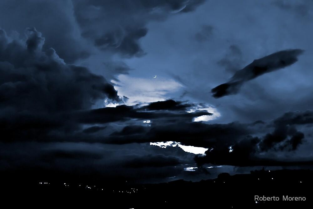 I´ll watch while you sleep by Roberto  Moreno