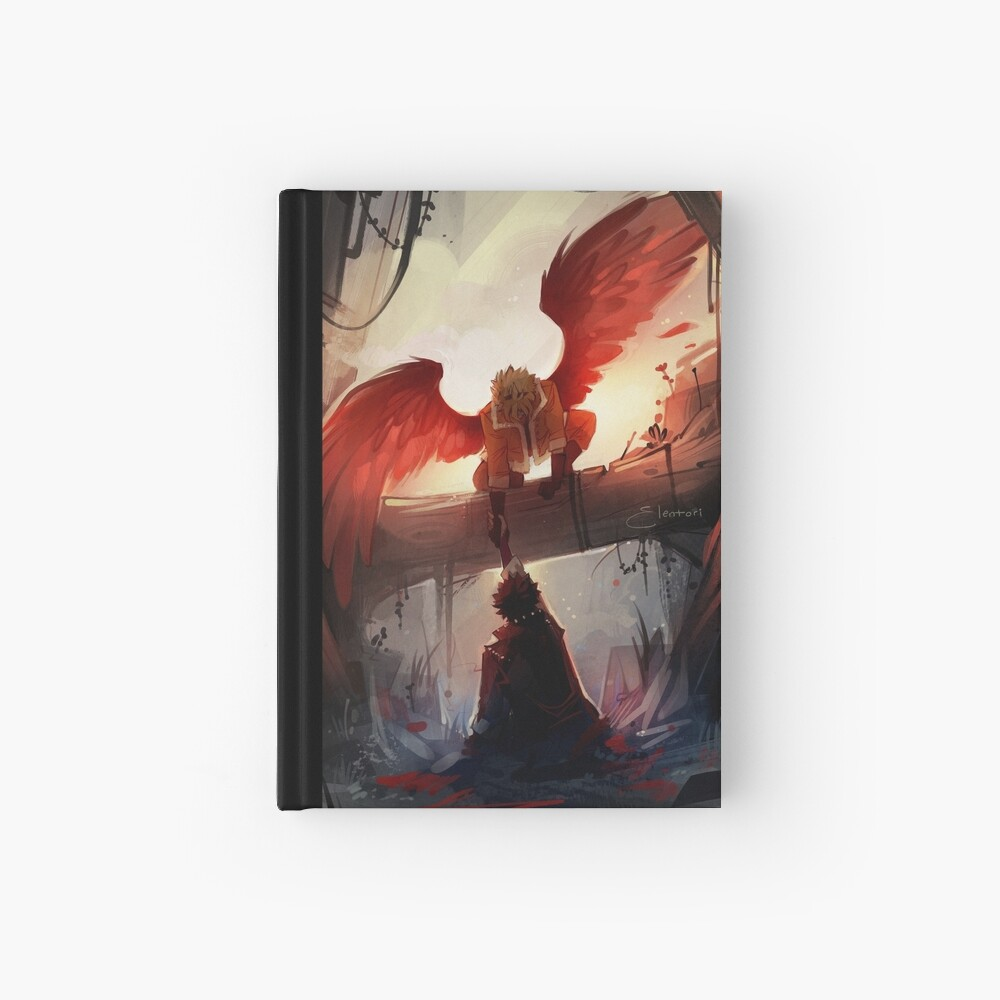 Don't Let Me Down Hardcover Journal