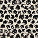 Grunge Skulls by Gold Target