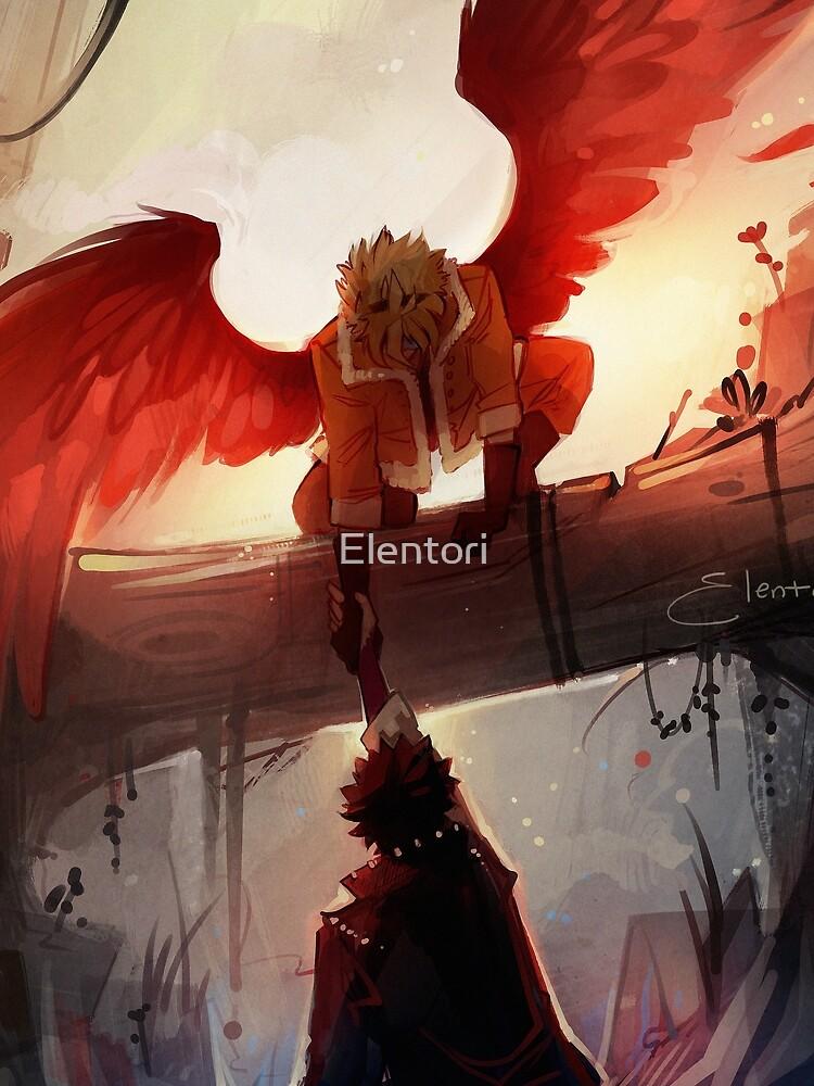 Don't Let Me Down by Elentori