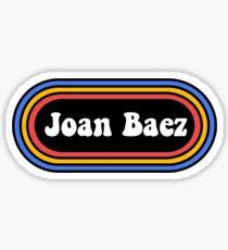 Joan Baez Sticker