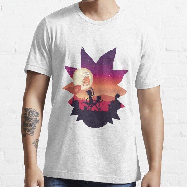 Rick et Morty Run! T-shirt essentiel