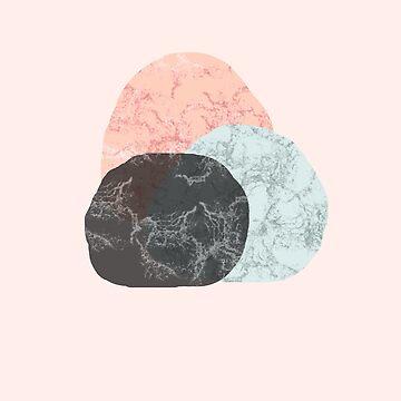 Marble stones by susana-art