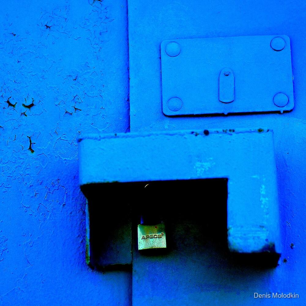 l o c k e d  41 by Denis Molodkin