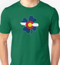 Lucky to be in Colorado T-Shirt