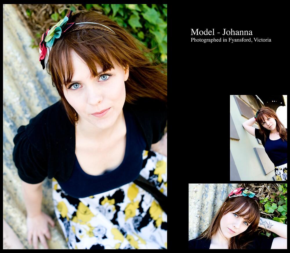 July 2010 Model Johanna by Mark Elshout