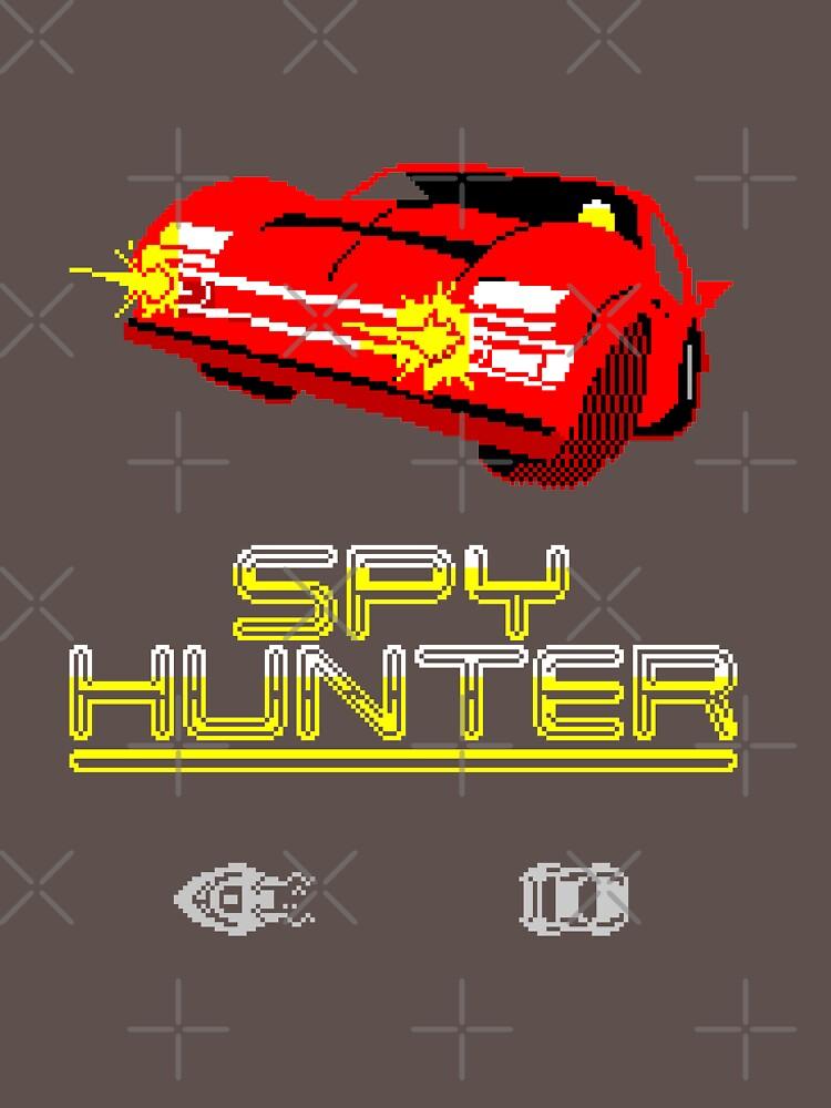 Gaming [ZX Spectrum] - Spy Hunter by ccorkin