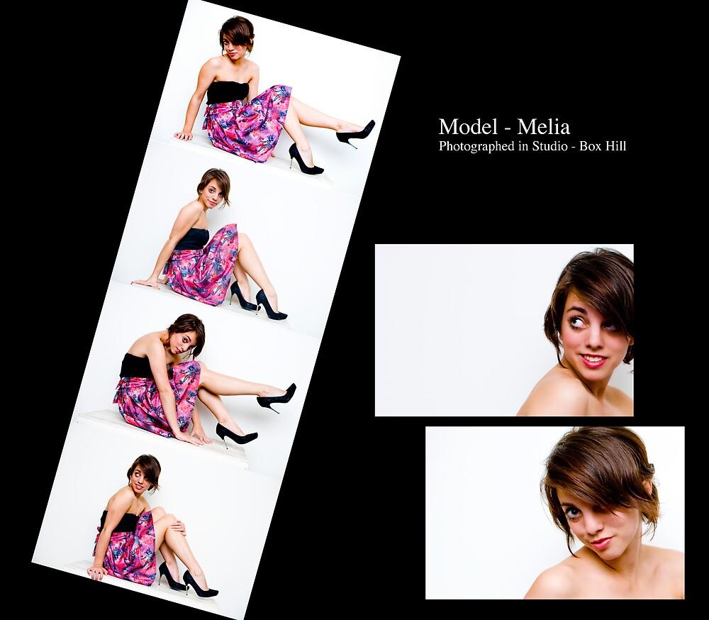 May 2010 Model Melia by Mark Elshout