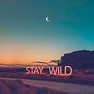 stay wild by varickridge