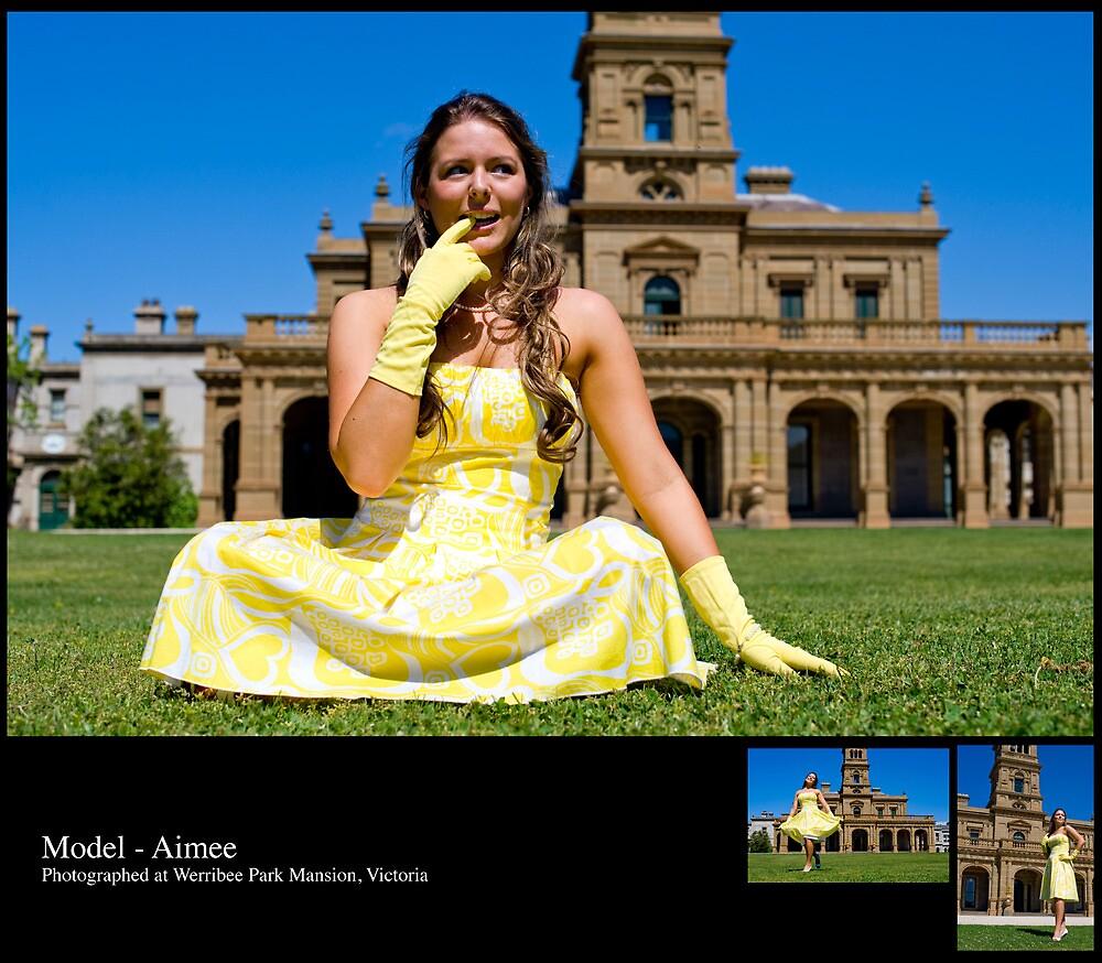 April 2010 Model Aimee by Mark Elshout