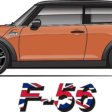 F56 ORANGE by JRLacerda