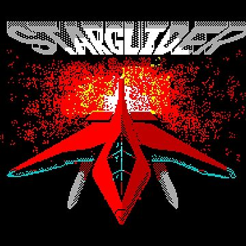 Gaming [ZX Spectrum] - Starglider by ccorkin
