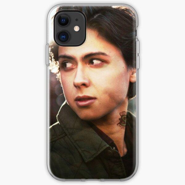 Jordan Connor as Sweet Pea iPhone Soft Case