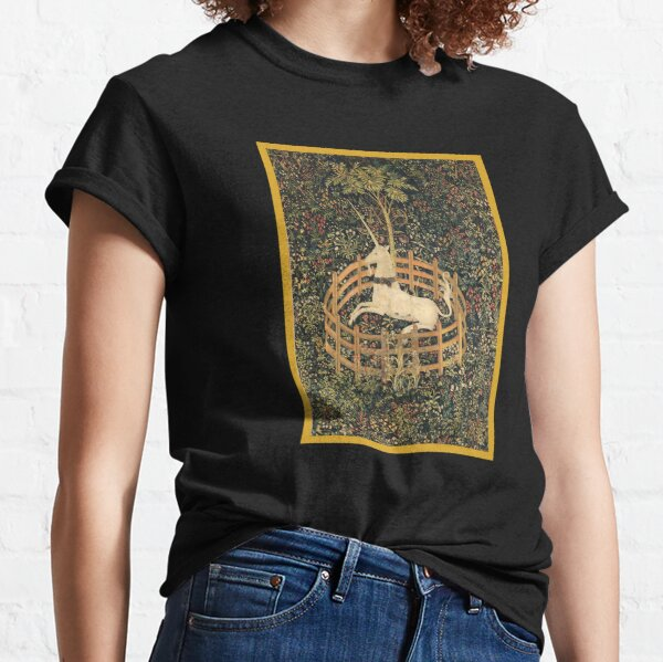 UNICORN in Captivity Tapestry Classic T-Shirt
